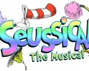 seussical the musical play at ERCS